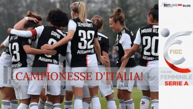 juventus-women-campionesse-d'italia-newbetlive5k