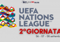 2°GIORNATA national league 2020 partite Betlive5k