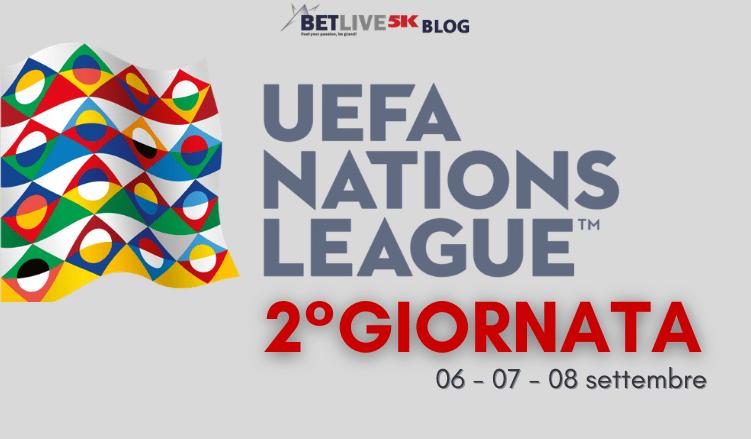 2°GIORNATA national league 2020 partite Betlive5k