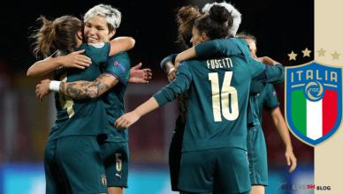 NAZIONALE ITALIANA FEMMINILE CALCIO EURO 2022 - Betlive5k