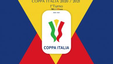 TABELLONE COPPA ITALIA 2020_2021 1°TURNO BETLIVE5K