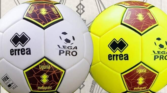 Pallone nuova Lega Pro 2020-2021.