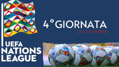 4°GIORNATA UEFA nations league 2020 betlive5k