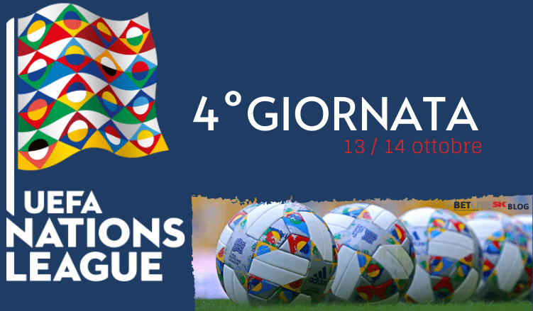 4°GIORNATA UEFA nations league 2020 betlive5k