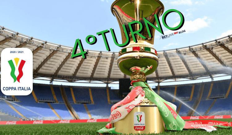 COPPA ITALIA 2020 _ 2021 4°TURNO BETLIVE5K