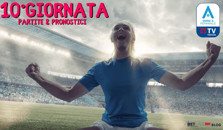 10°GIORNATA-SERIE-A-CALCIO-FEMMINILE-BETLIVE5K