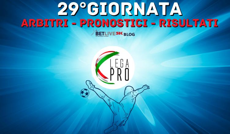 ARBITRI-PRONOSTICI-RISULTATI-2GIORNATA-LEGA-PRO-GIRONE-C-BETLIVE5K