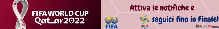 Mondiali 2022 Qualificazioni - Calendario dal 24 al 31 marzo