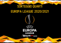 SORTEGGIO QUARTI EUROPA LEAGUE 2020_2021-BETLIVE5K