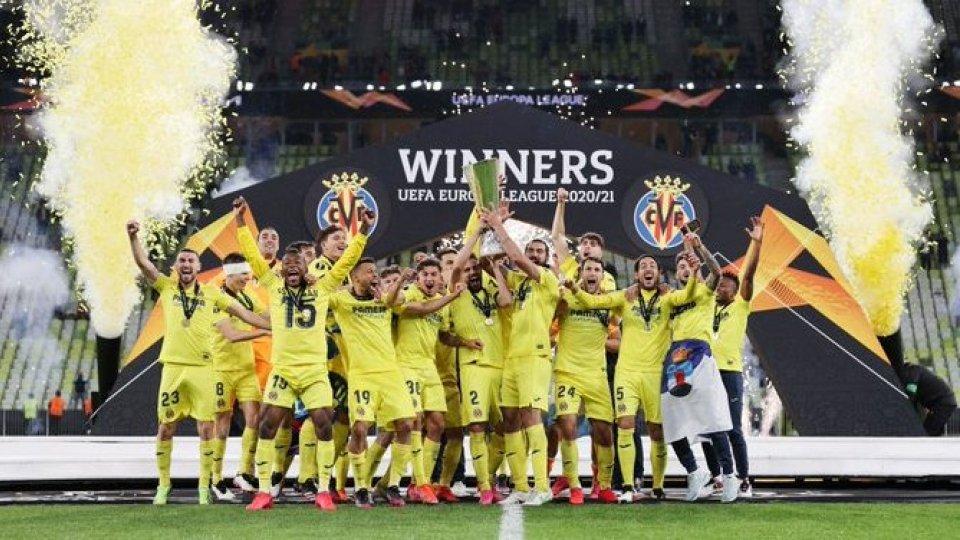 Villarreal vince l'Europa League 2021 ai rigori 11/10-betlive5k