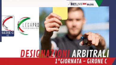 DESIGNAZIONI-ARBITRALI-1°GIORNATA-GIRONE-C-LEGA-PRO-2021-BETLIVE5K