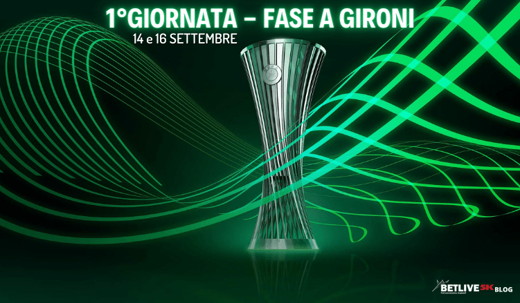 1GIORNATA-FASE-GIRONI-CONFERENCE-LEAGUE-BETLIVE5K