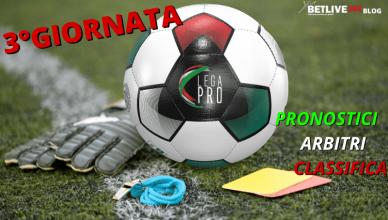 3°GIORNATA-LEGA-PRO-PRONOSTICI-DESIGNAZIONI-ARBITRALI-CLASSIFICA-GIRONE-C-BETLIVE5K