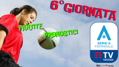 PARTITE-PRONOSTICI-6GIORNATA-SERIE-A-FEMMINILE-BETLIVE5K
